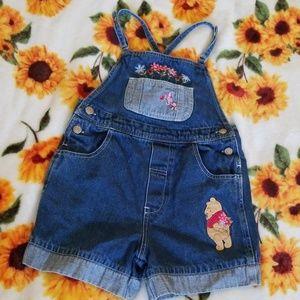 Disney Winnie The Pooh Overalls!